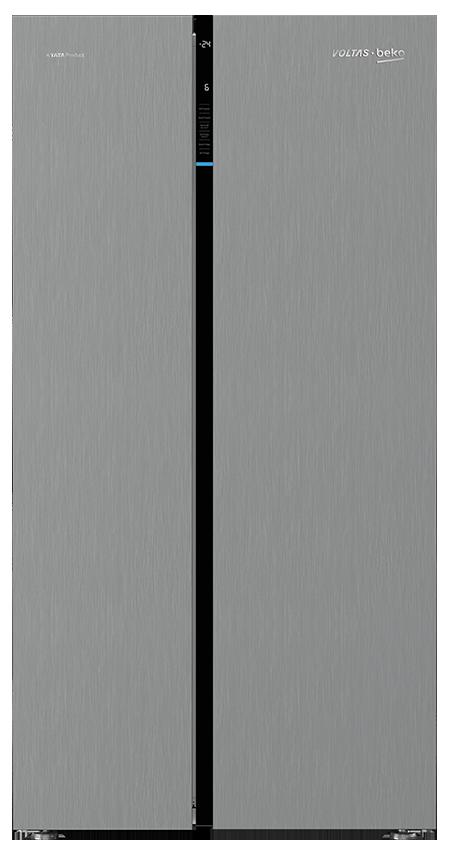 Voltas Beko 640 L Frost Free Side By Side Refrigerator