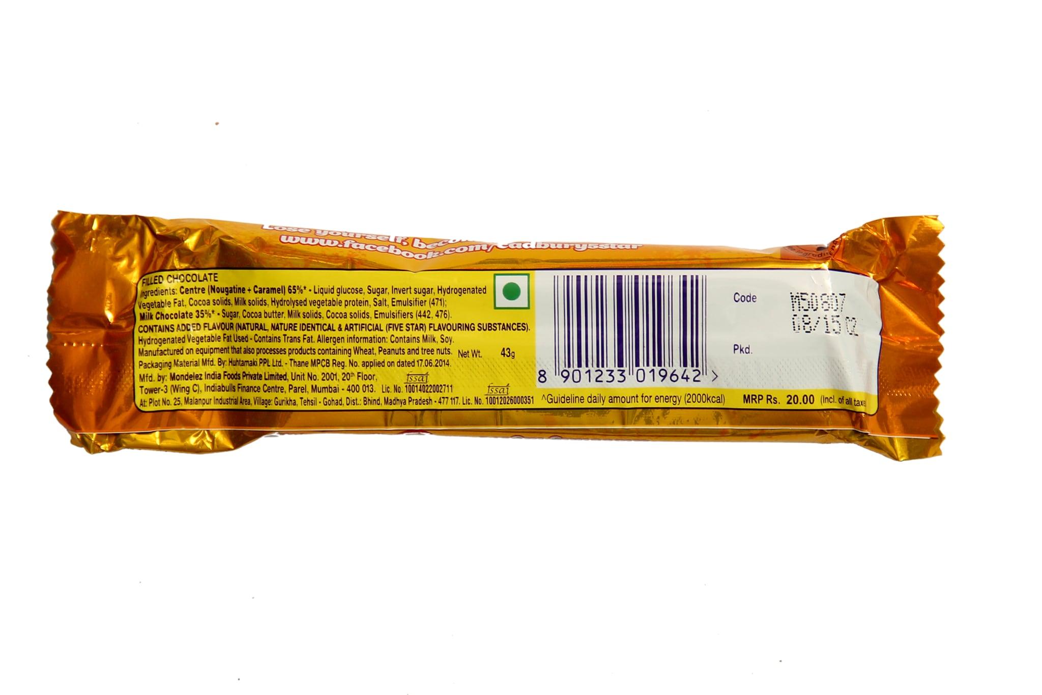 Cadbury 5 Star Chocolate