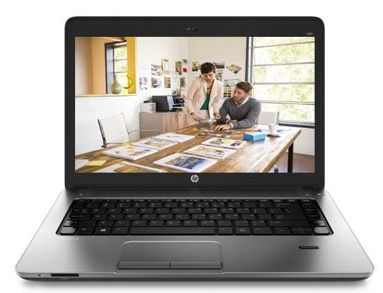 HP ProBook 430 G2 Notebook PC Metallic Gray [K3B50PA]
