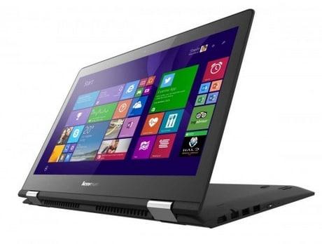 Lenovo Yoga 500 I5 Laptop Black [80N400MHIN]