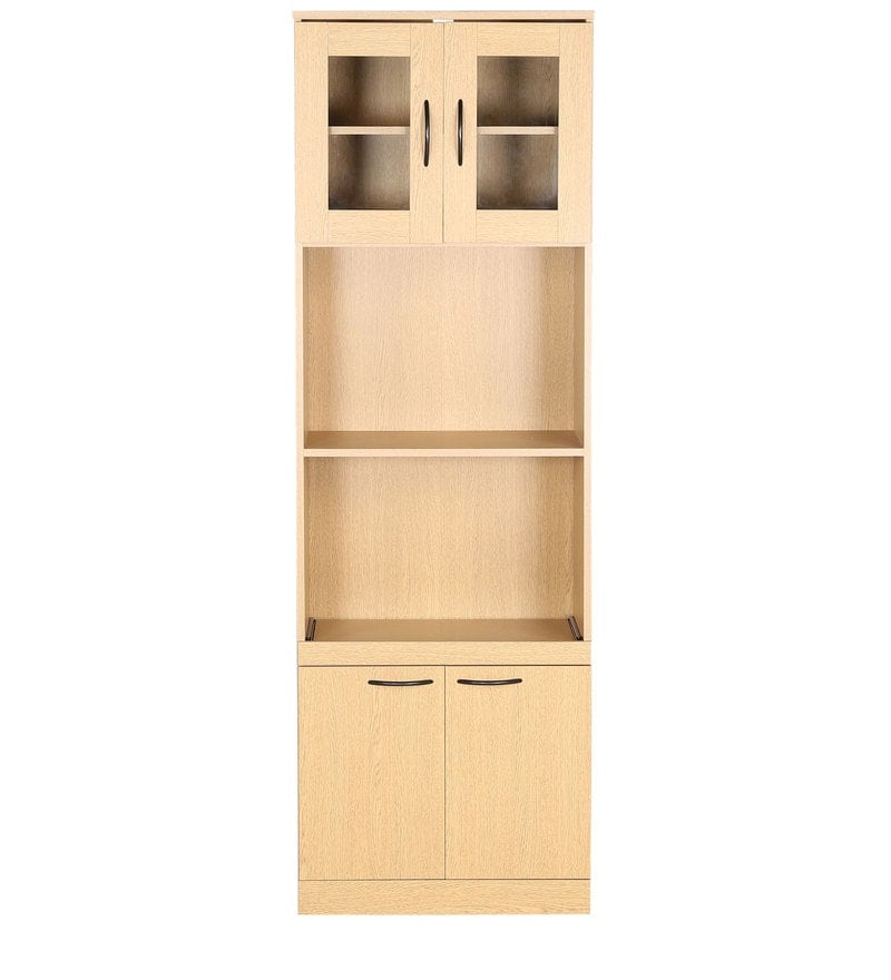 Penelope Multipurpose Cabinet In Oak Brown Finish