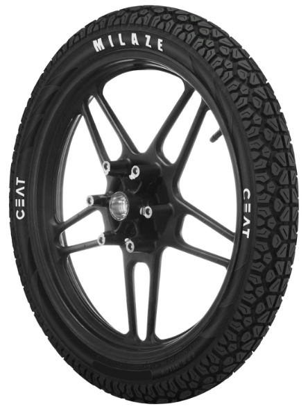 CEAT Zoom Plus Tubeless Two Wheeler Tyre Rear [80/100 R18 54P]
