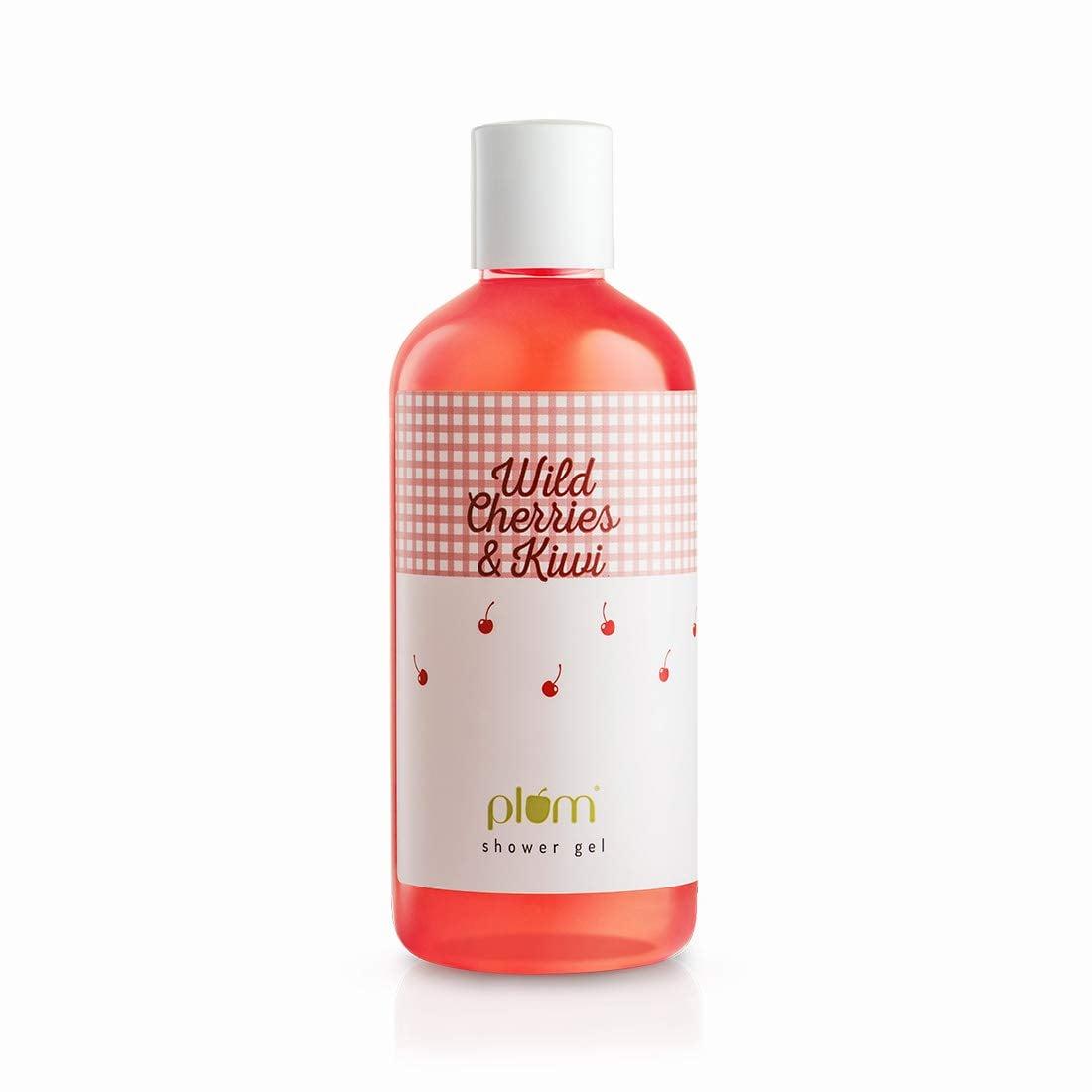 Plum Wild Cherries & Kiwi Shower Gel (300 ml)