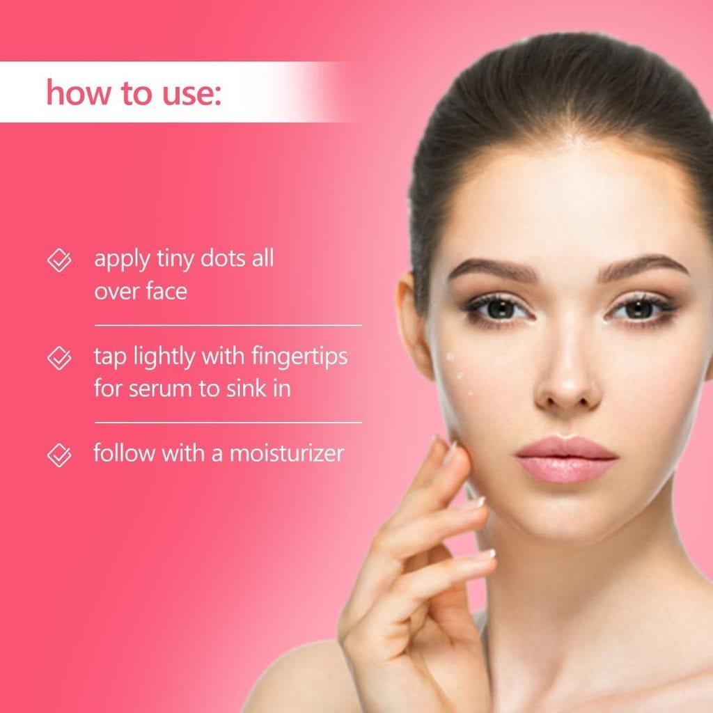 Plum E-Luminence The Bright Mix Face Serum (30 ml)