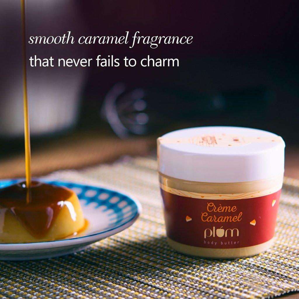 Plum Creme Caramel Body Butter (200 gm)