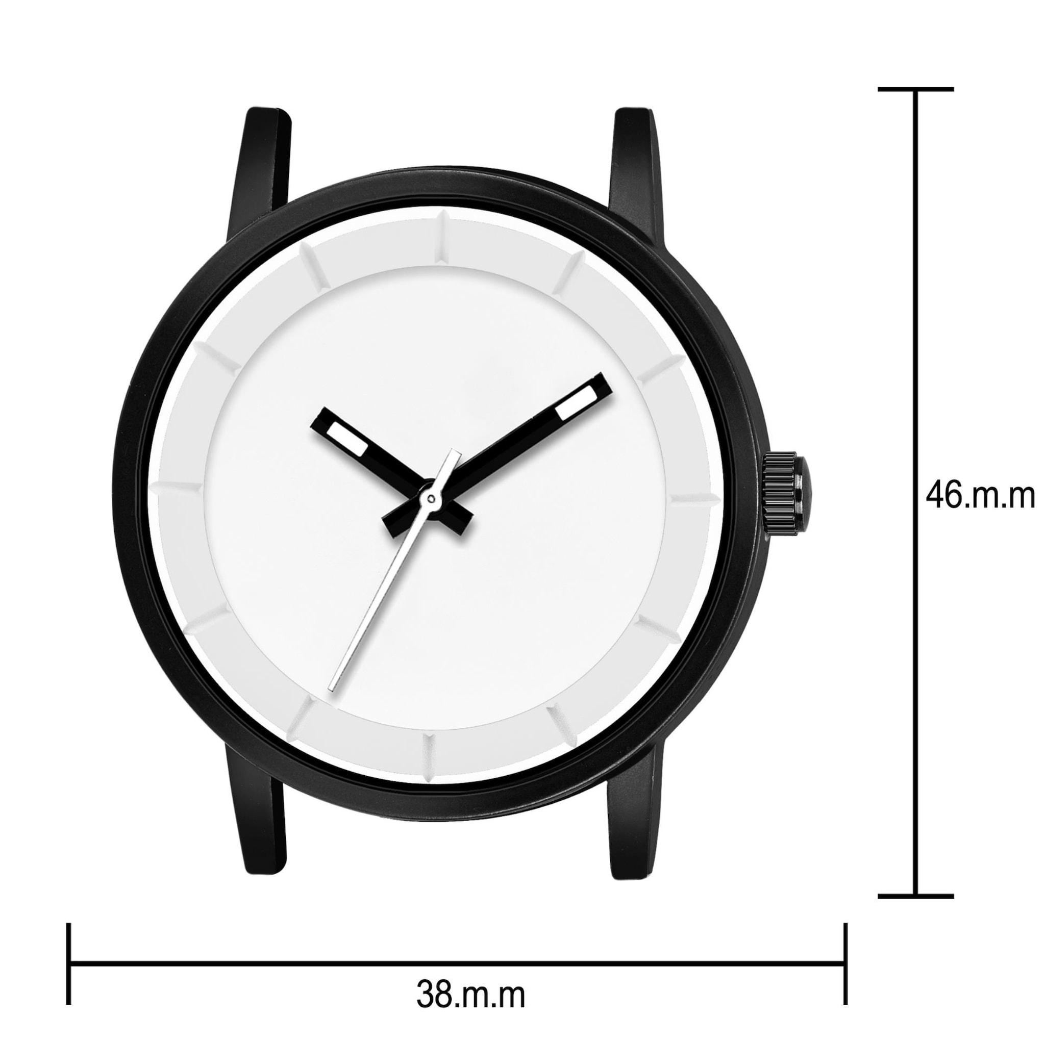Fashion Now Casual Men's Wrist Watch (White)