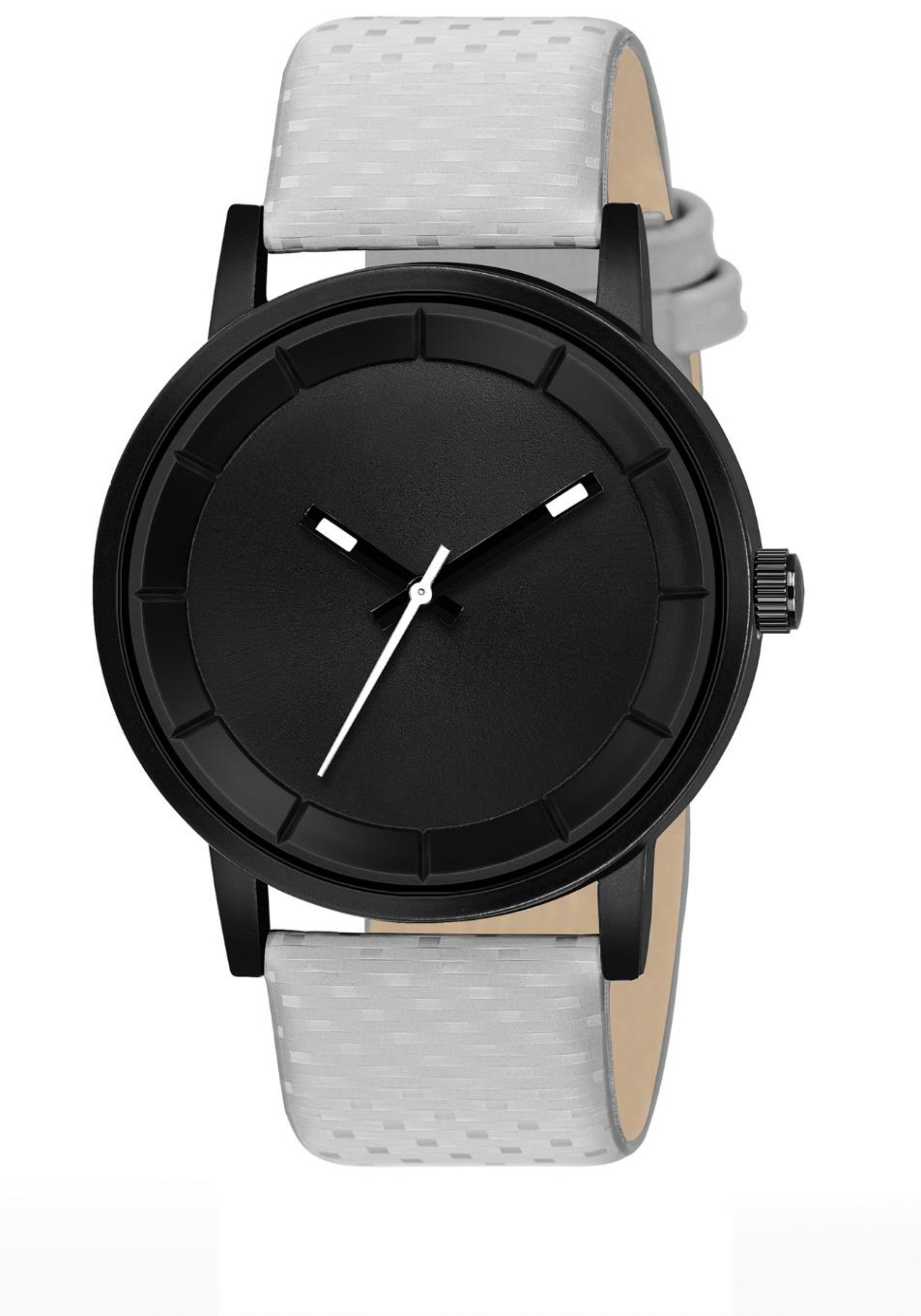 Fashion Now New Look Formal Men Wrist Watch (Black)