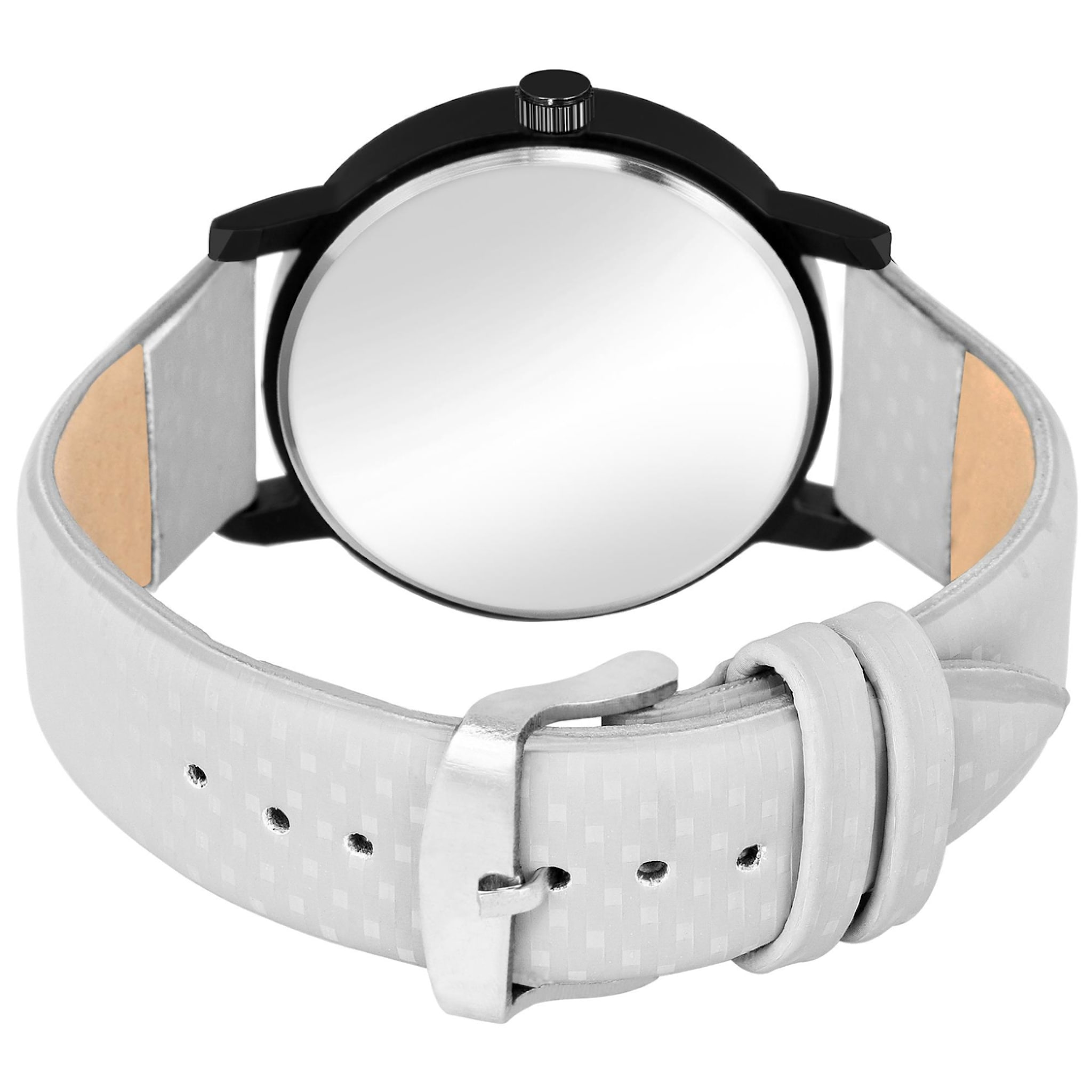 Fashion Now Black Dial Fancy Men Wrist Watch