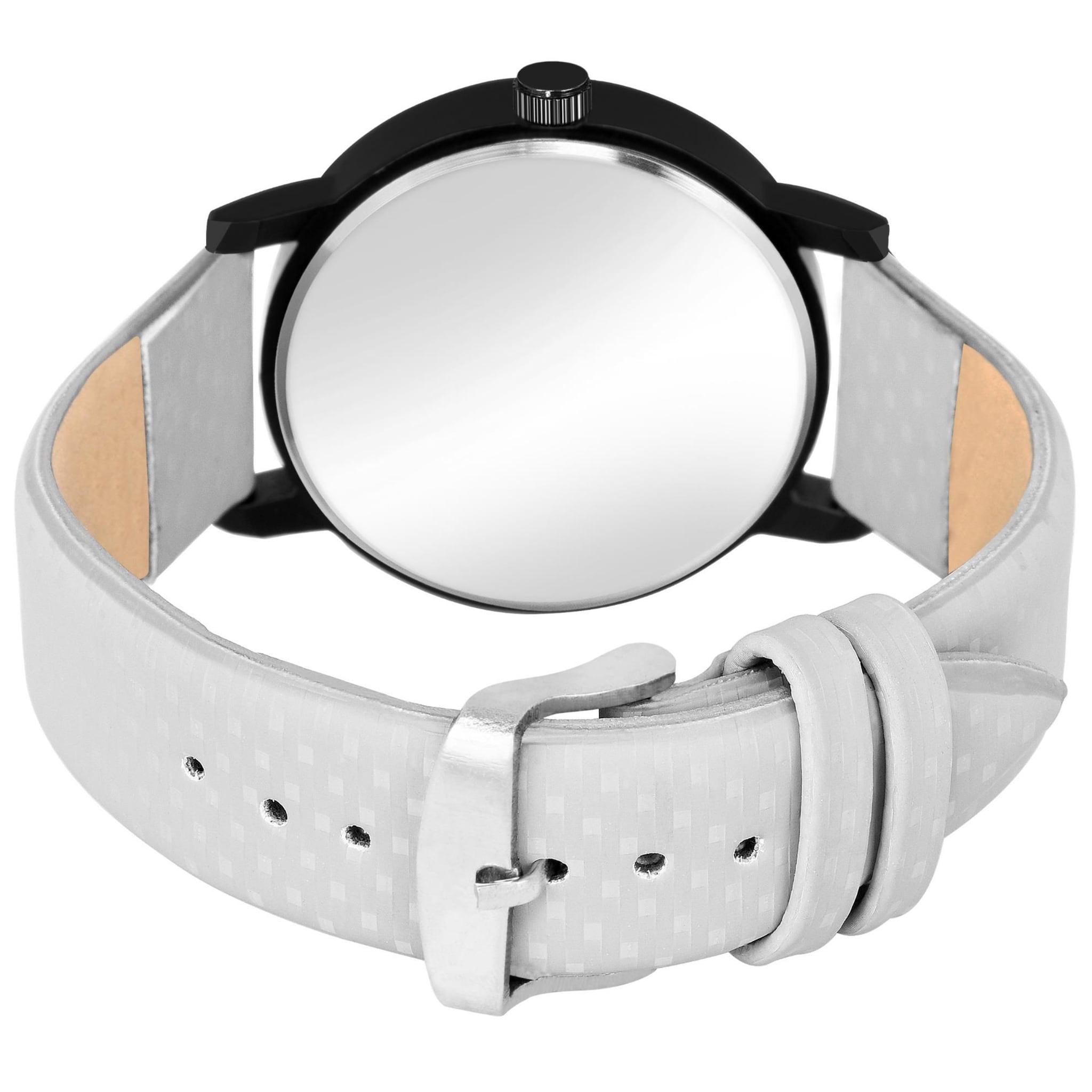Fashion Now New Look Formal Men Wrist Watch (Black)