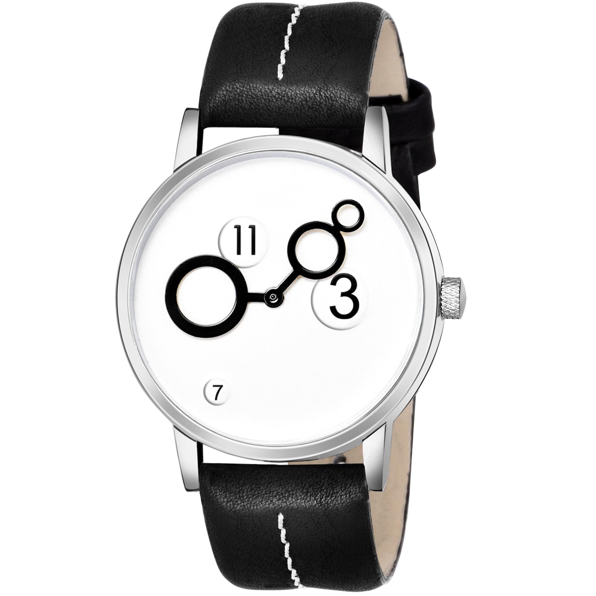 Fashion Now White Dial Casual Men Wrist Watch