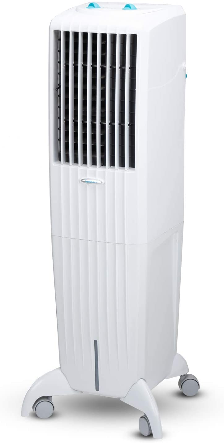 Symphony Diet 35T Sleek & Powerful Personal Tower Air Cooler 35-litres, Multi-Stage Air Purification