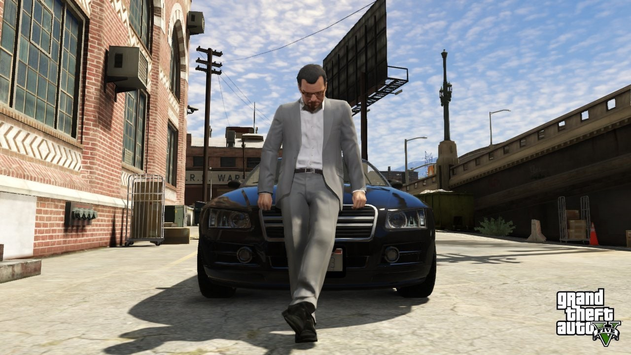 Grand Theft Auto V: Premium Edition For PS4