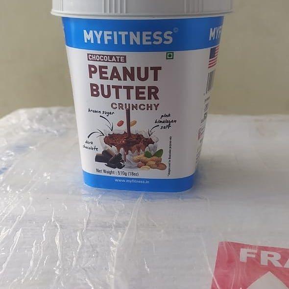 My Fitness Peanut Butter