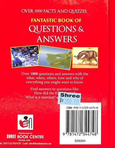 Fantastic Book Of Questions & Answers Pocket Encyclopedia