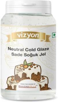 Neutral Cold Glaze Sade Soguk Gel