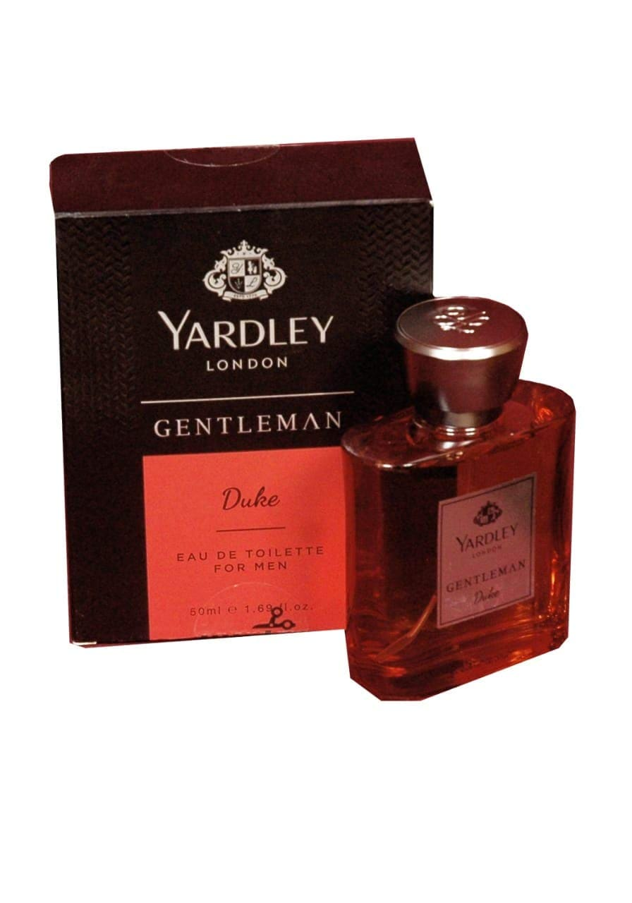 Yardley London Gentleman Duke Perfume 50 Ml