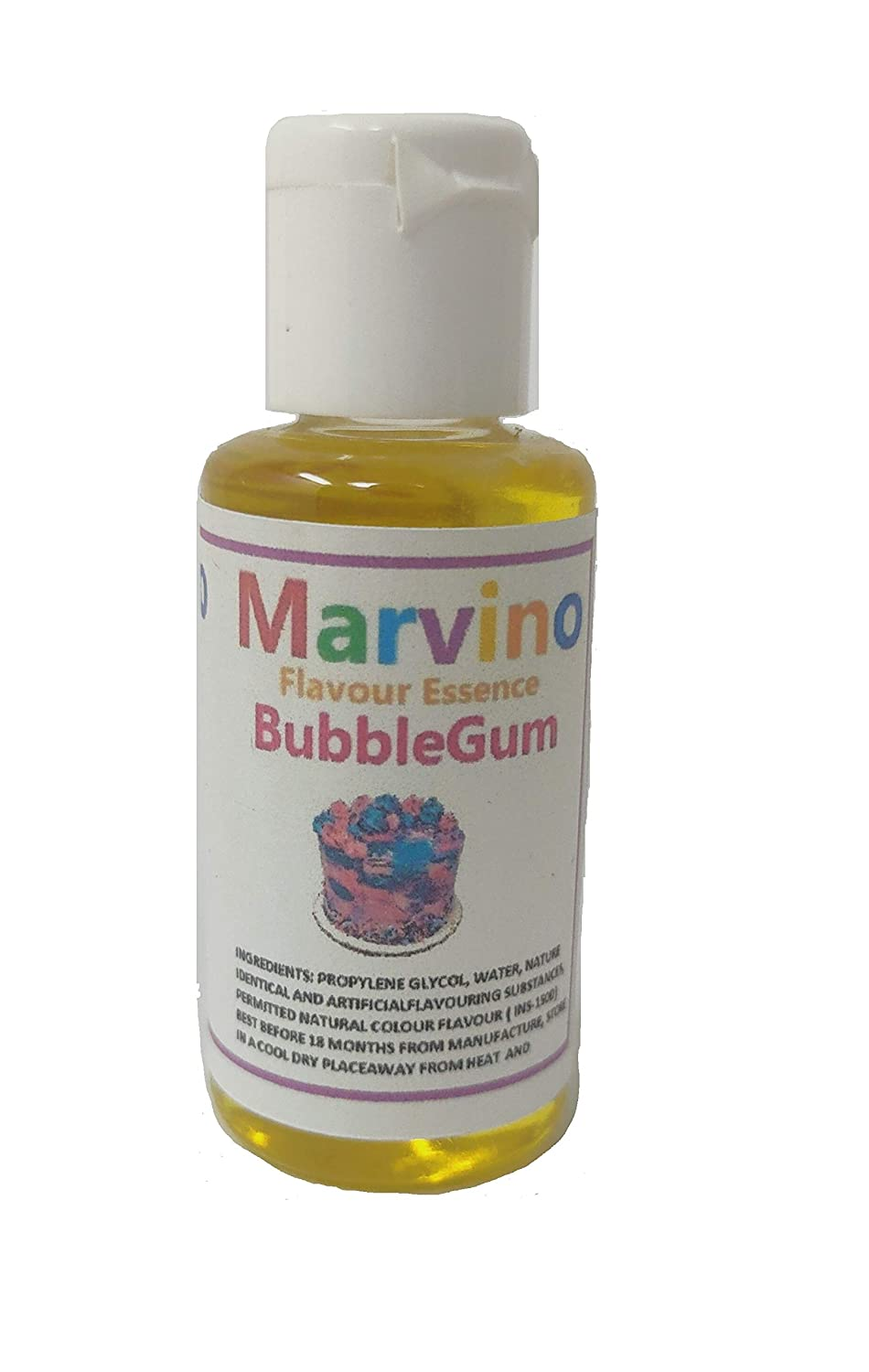 Marvino Rabdi Rasmalai BubbleGum Paan Flavours Extracts Essence For Cakes Sweets Pastries And Choclates