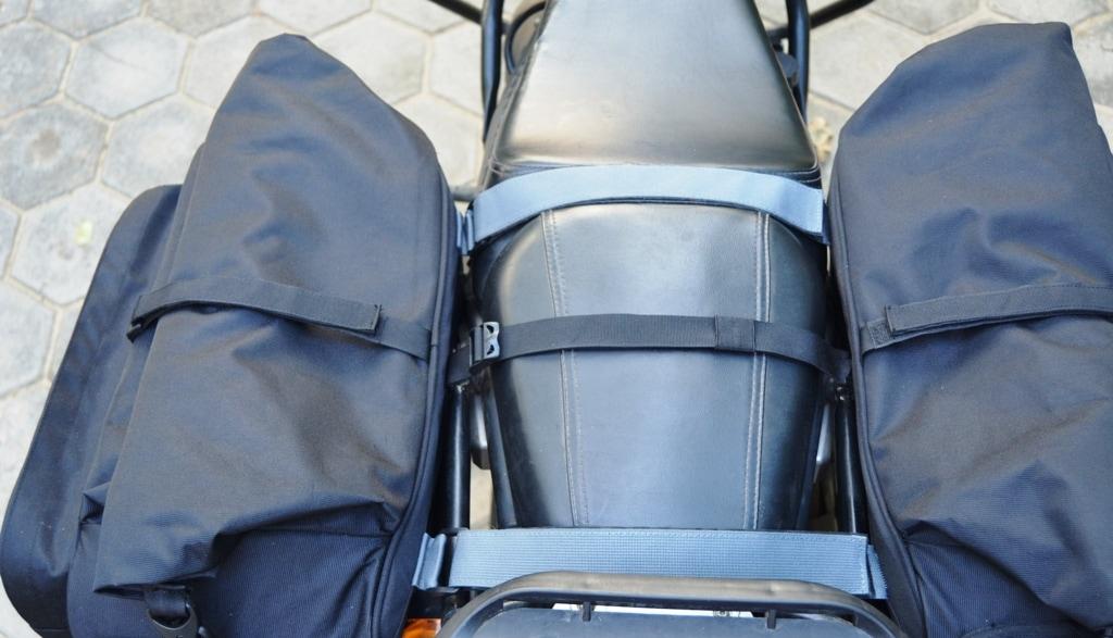 Motorcycle Saddle Bag - Xplorer