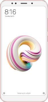 Redmi Note 5 (RAM 3 GB, 32 GB, RoseGold)