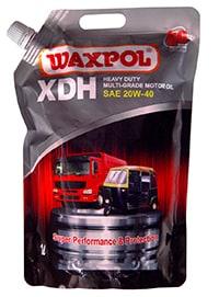 waxpol xdh heavy duty multi grade motor oil sae 20w 40