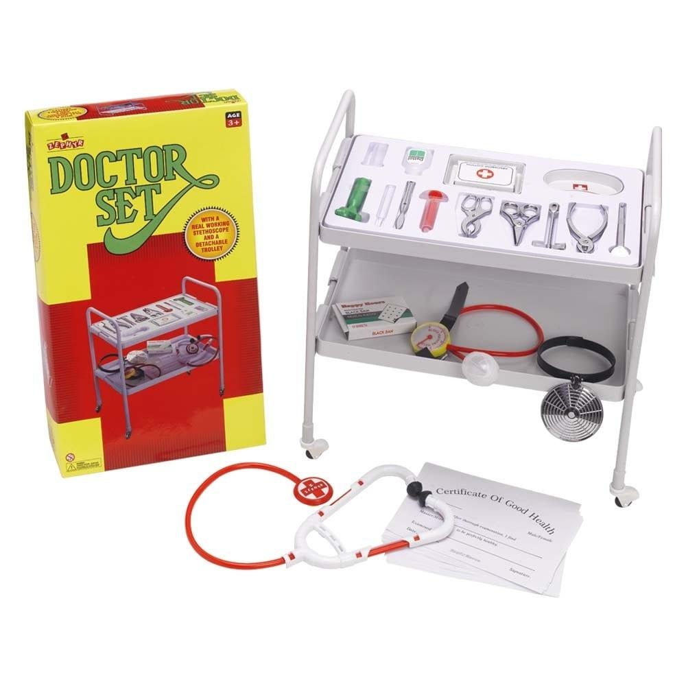 Zephyr Doctor Set Trolley