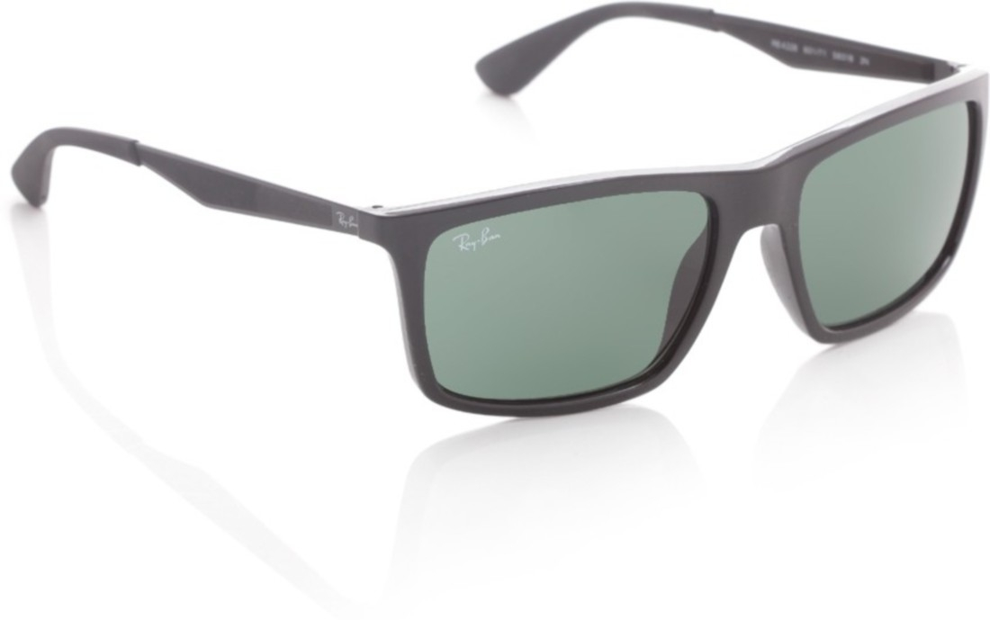 Ray Ban RB4228 Sunglass Black [601/71]