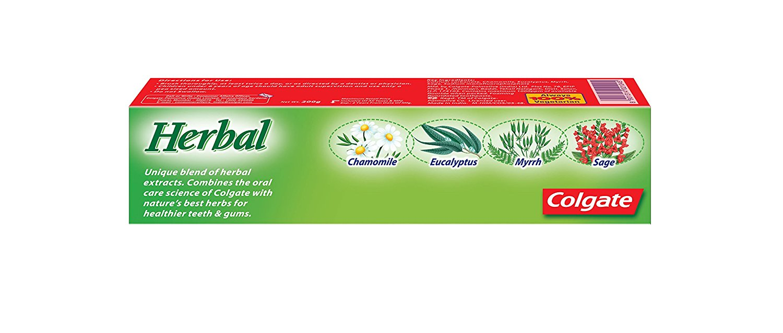 Colgate Herbal Anticavity Toothpaste
