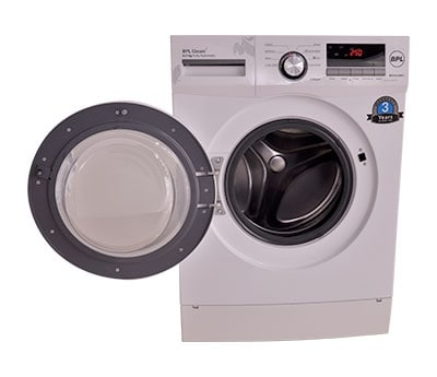 BPL Gleam BFAFL65WX1 Front Load Fully Automatic Washing Machine (6.5 Kg)