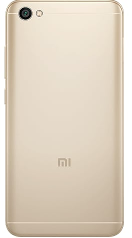 Redmi Y1 Lite (16 GB, Gold)