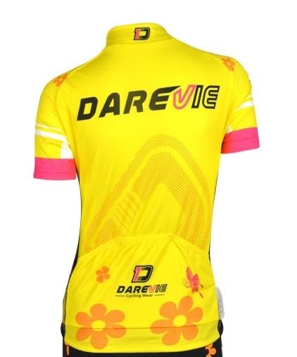 Women's Cycling Half Sleeve Jersey (2XL)