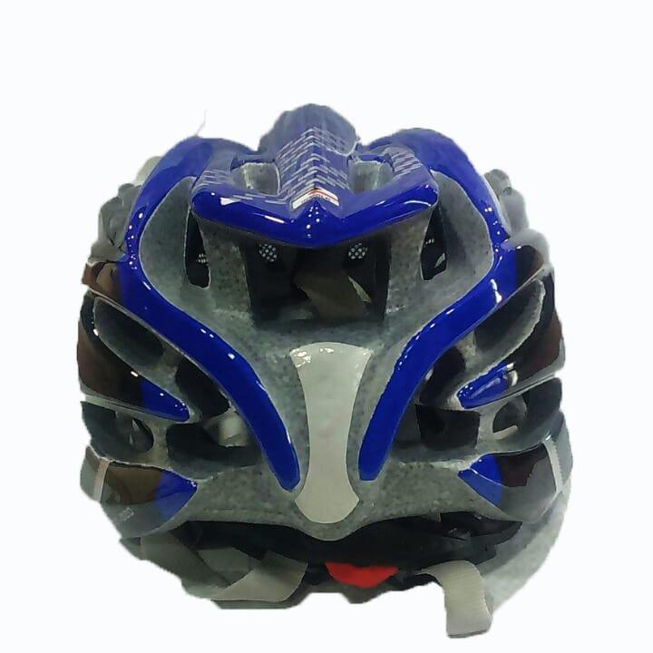 Adjustable Cycling Helmet BT 320 (L,Blue)