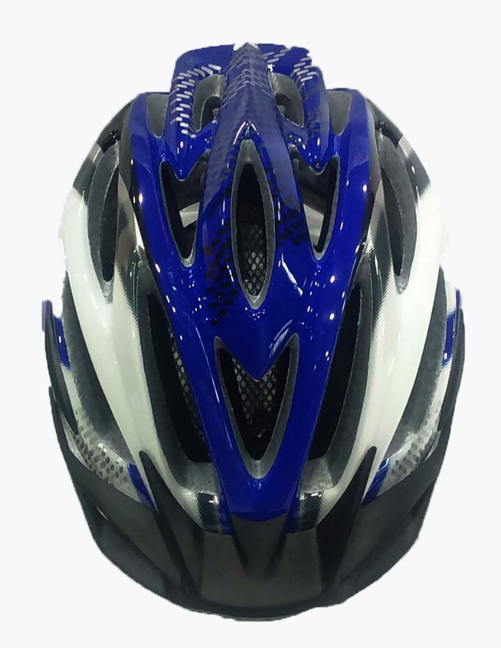 Adjustable Cycling Helmet BT 320 (XL,Blue)