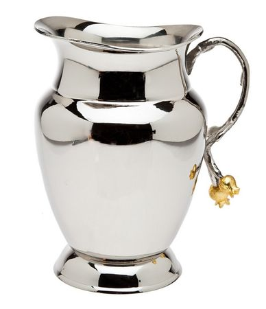 Godinger Golden Blossom Pitcher 70 Oz. [72305]