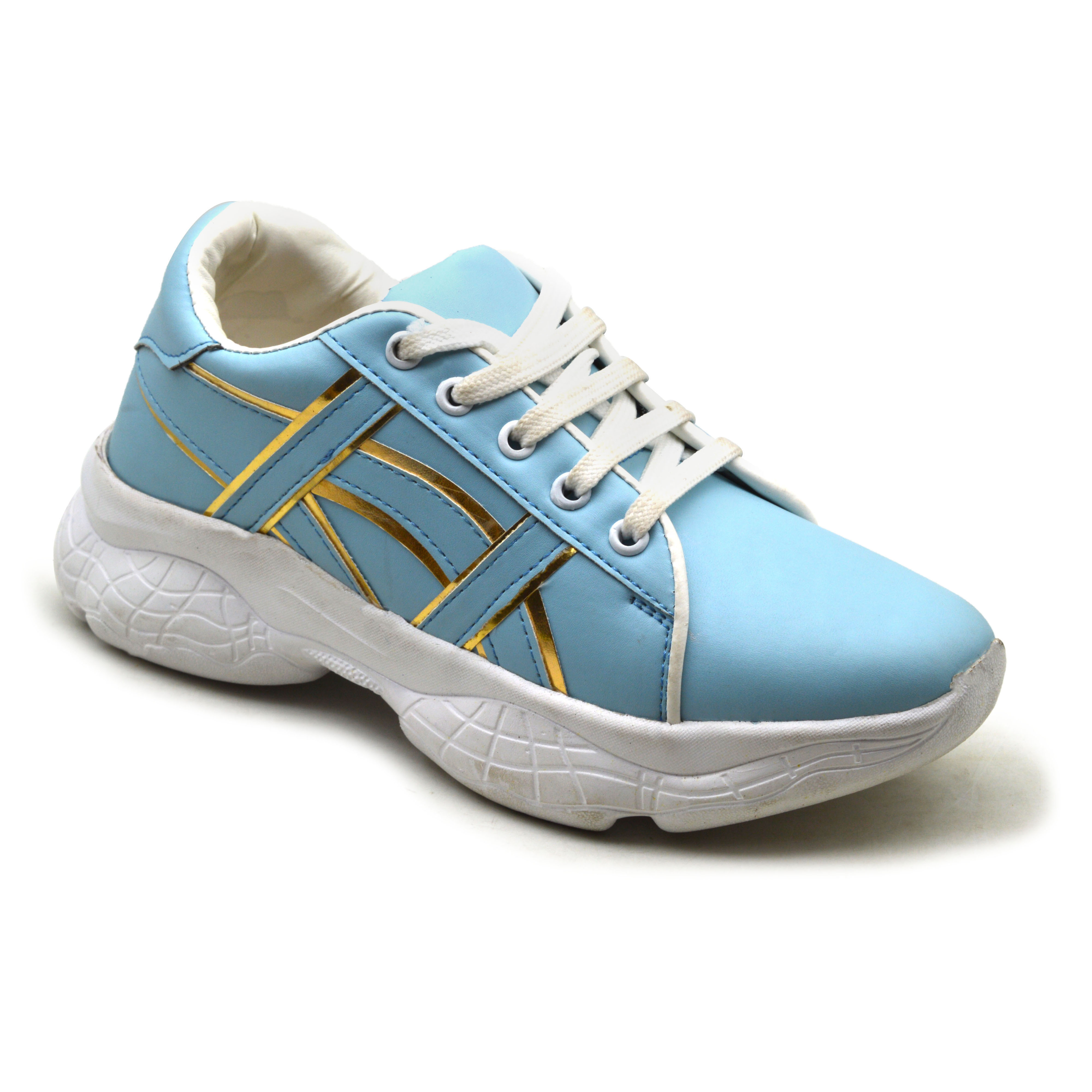 IMCOLUS439.739_SK RUNNING & COMFORTABLE GIRL'S SPORT SHOES IMCOLUS439.739_SK (SKY BLUE, 36TO41, PAIR'S)