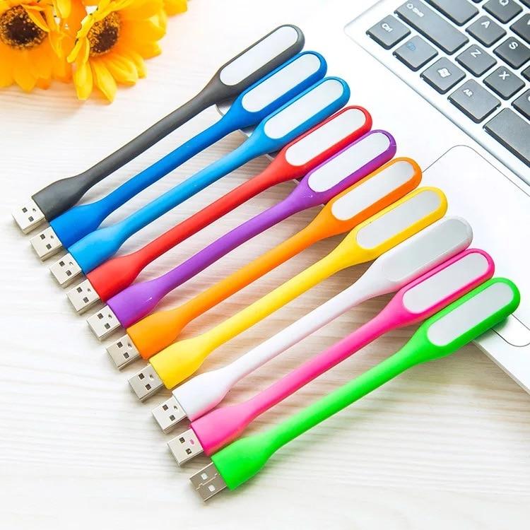 Mini USB 5V 2.1W  Portable Flexible LED Light Lamp (Multicolour)