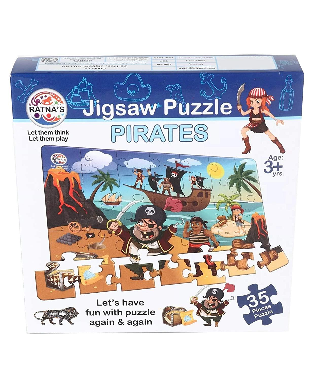 Pirates Jigsaw Puzzles