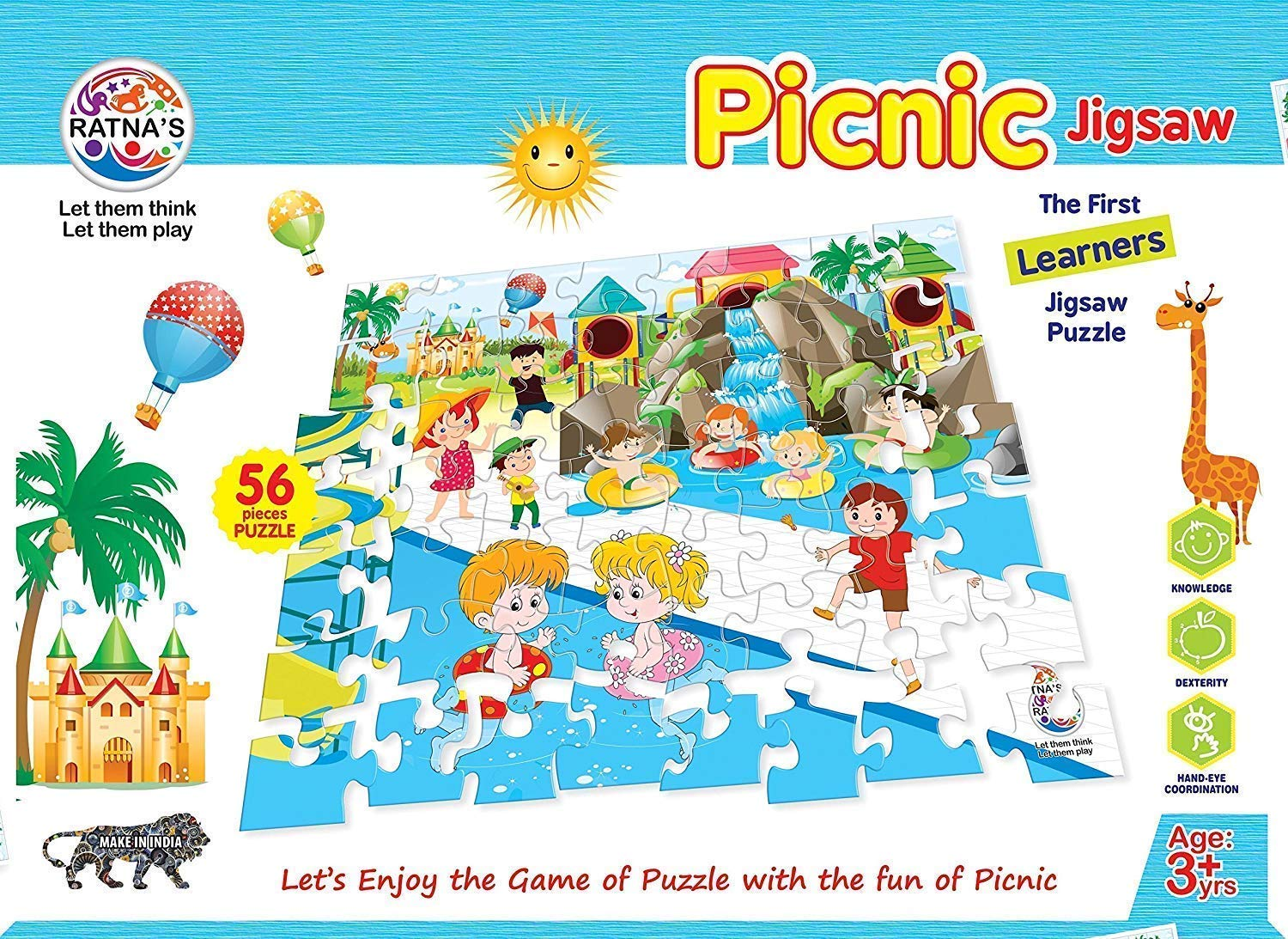 Picnic Jigsaw Puzzle