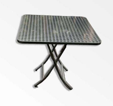 Squre Table (ST-18/60CM) SS