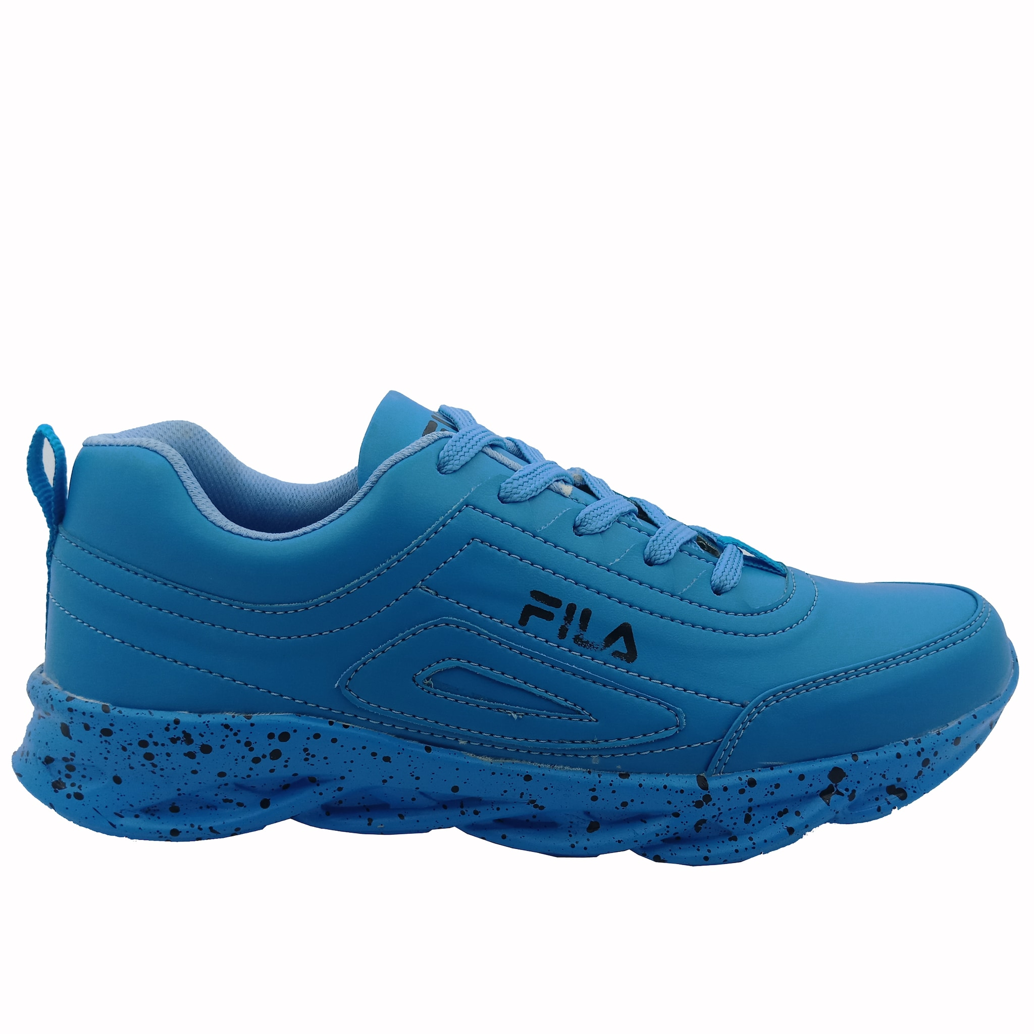 A.P.S COMFORTABLE STYLISH TRENDY & FASHIONABLE SHOES APS028 (SKY BLUE,6-10,8 PAIR)