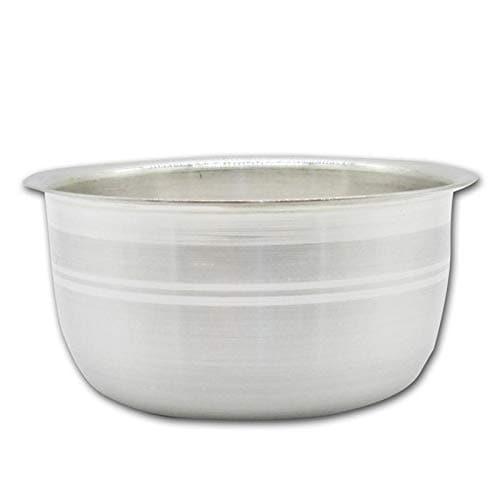Silver Kinnari Bowl/Vatti With 97% Purity (10gm)