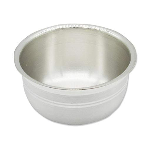Silver Kinnari Bowl/Vatti With 97% Purity (60gm)