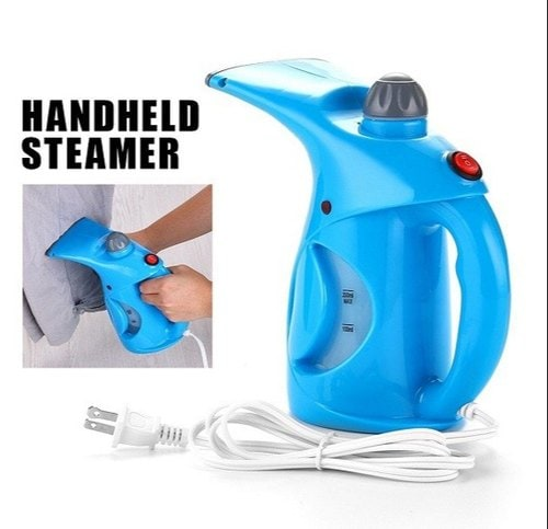 Handheld Garment And Facial Steamer