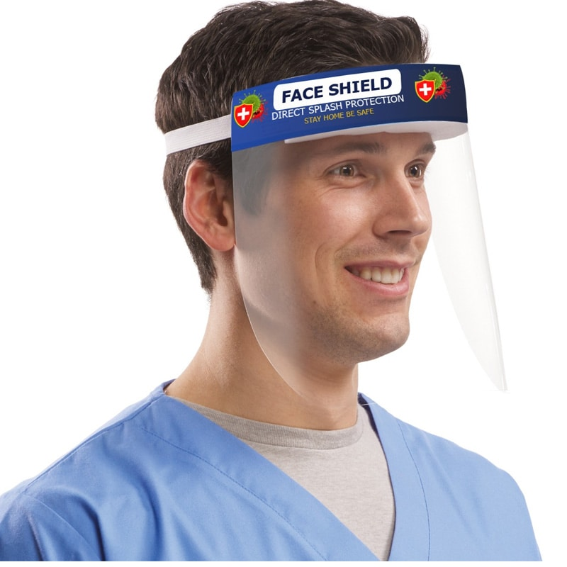 Face Shield For Protection