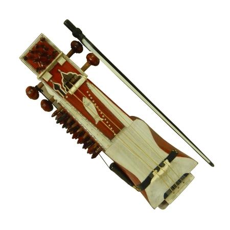 Sarangi (Bone Inlay)