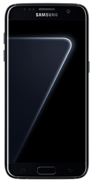 Samsung Galaxy S7 Edge SM-G935F (128 GB, Black Pearl)