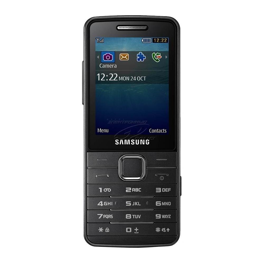 Samsung Primo S5610K Mobile Phone (Black)