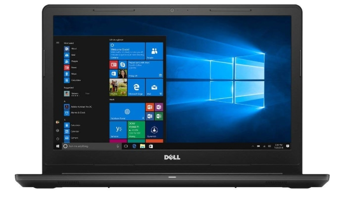 Dell Inspiron 3567 Intel Core I3 7th Gen 15.6-inch FHD Laptop (4GB/1TB HDD/Windows 10 Home/MS Office/Black/2.5kg)