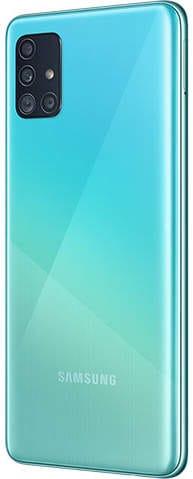 Samsung Galaxy A51 (RAM 8 GB, 128 GB, Prism Crush Blue)