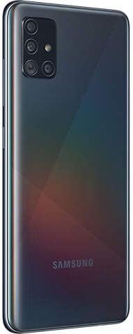 Samsung Galaxy A51 (RAM 6 GB, 128 GB, Prism Crush Black)