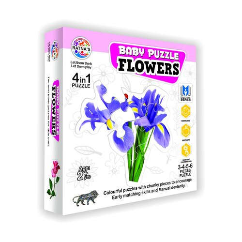 Baby Flowers Jigsaw Puzzle